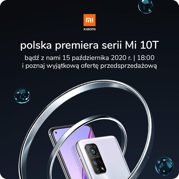 Premiera Xiaomi Mi 10T