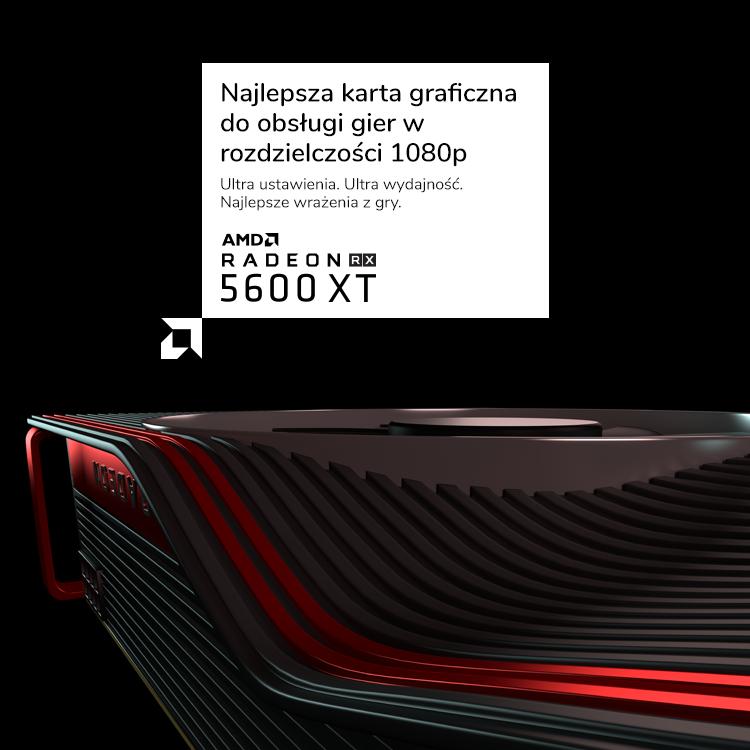 amd radeon rx 5600 xt już dostępny w x-kom