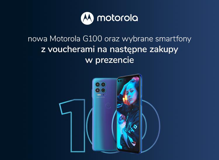 Motorola Vouchery promocja