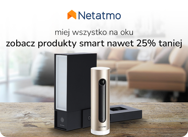 Netatmo Eufy promocja