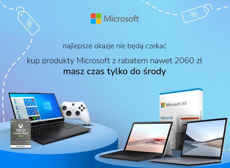 Promocja Microsoft Hot Deal