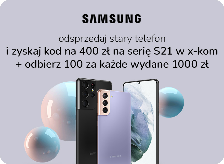 Samsung Galaxy S21 5G odkup promocja