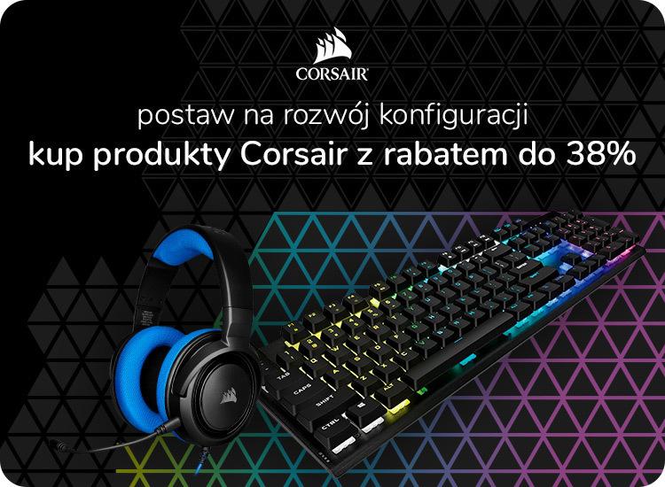 Corsair promocja