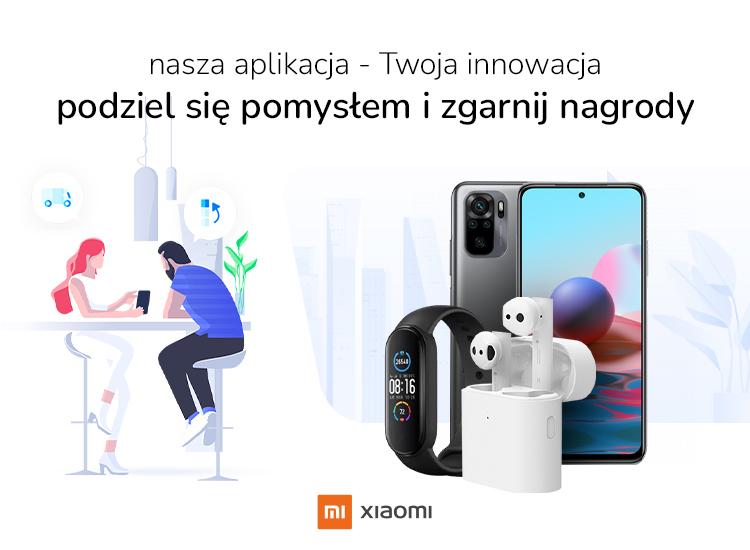 Nasza aplikacja Twoja innowacja