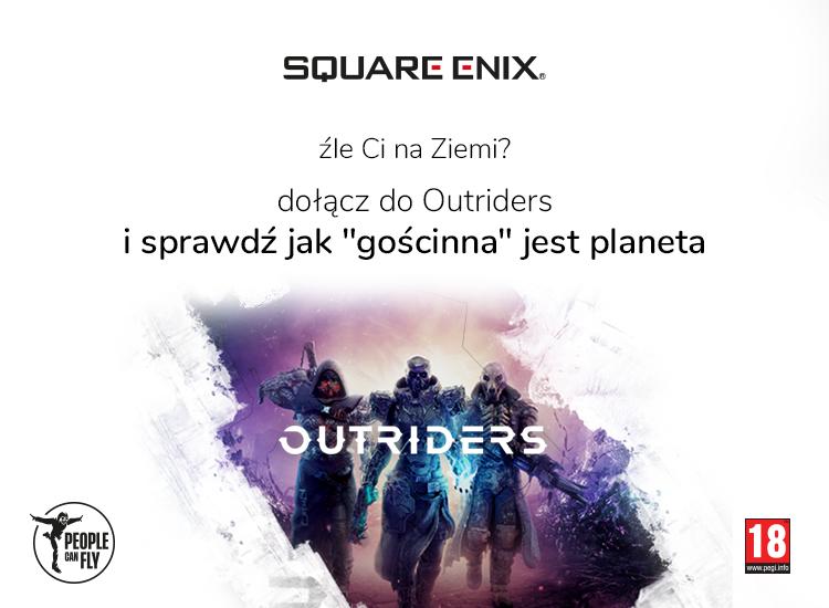 gra outriders w x-kom