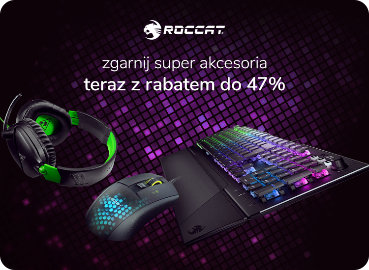 Promocja Roccat