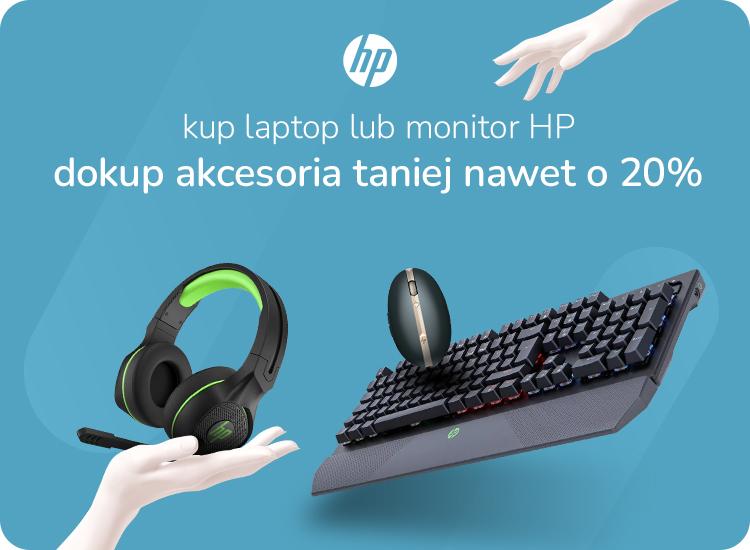 Promocja na akcesoria HP