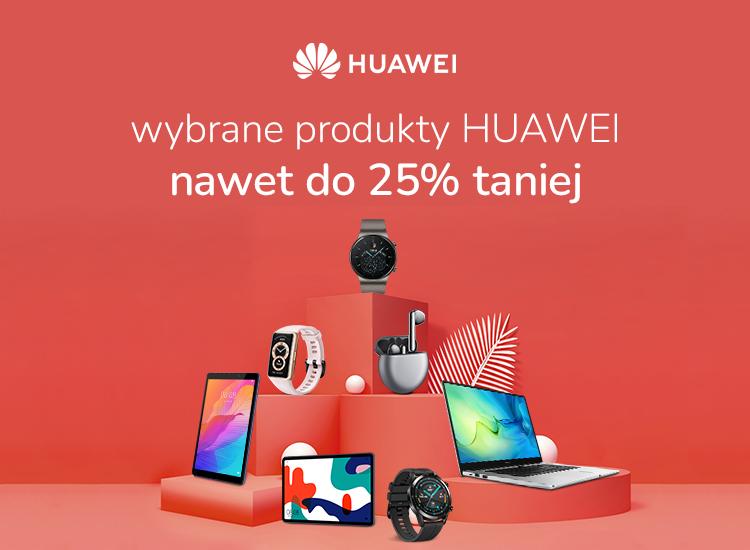Huawei letnie promocje