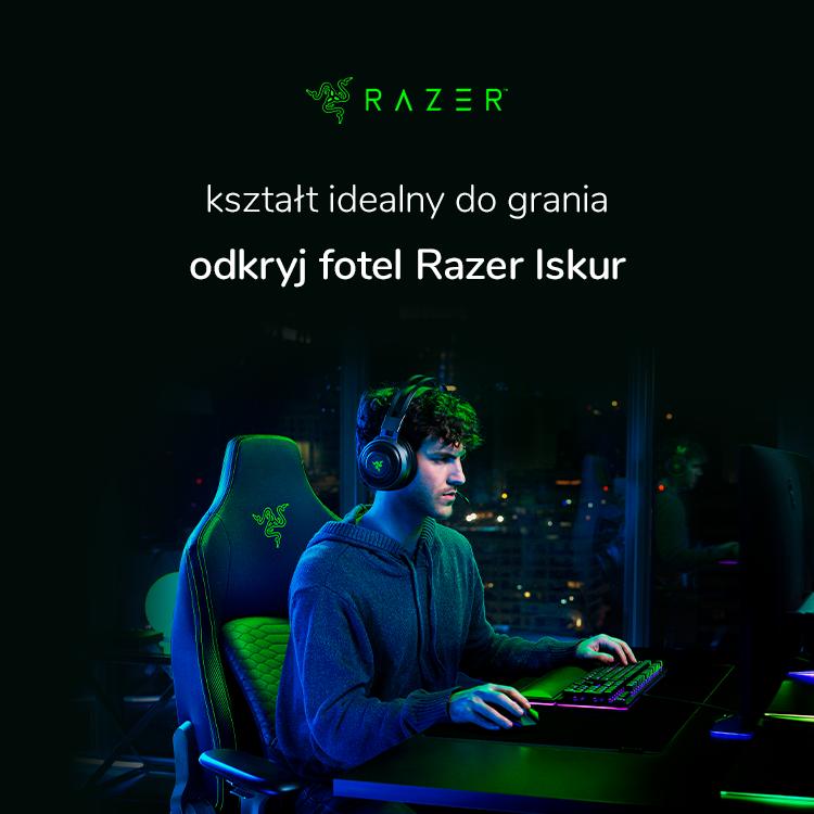 Nowość w x-kom Razer Iskur