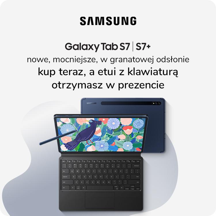 Samsung Galaxy Tab S7 z klawiaturą gratis