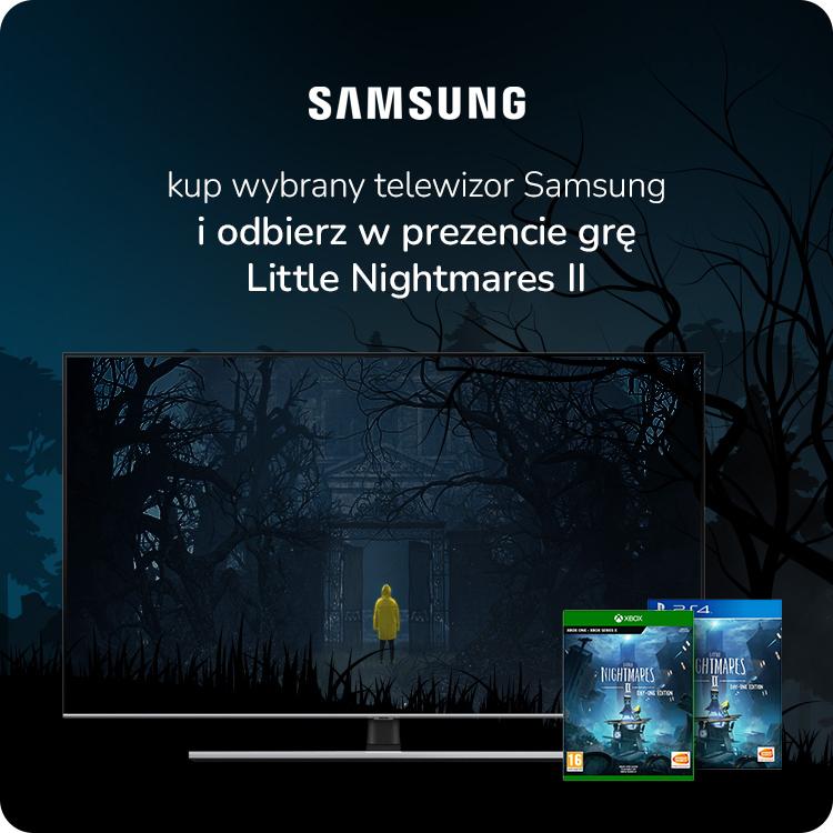 Promocja Samsunga z Little Nightmares