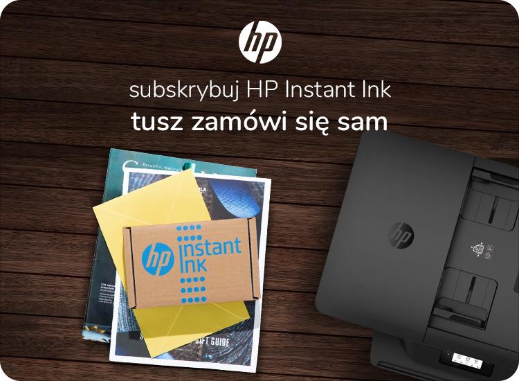 hp instant ink subskrypcja