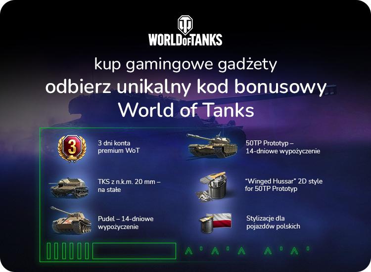 Promocja World of Tanks