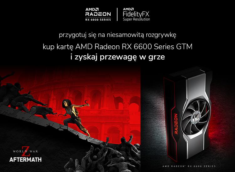AMD Radeon RX 6600 Series GTM premiera