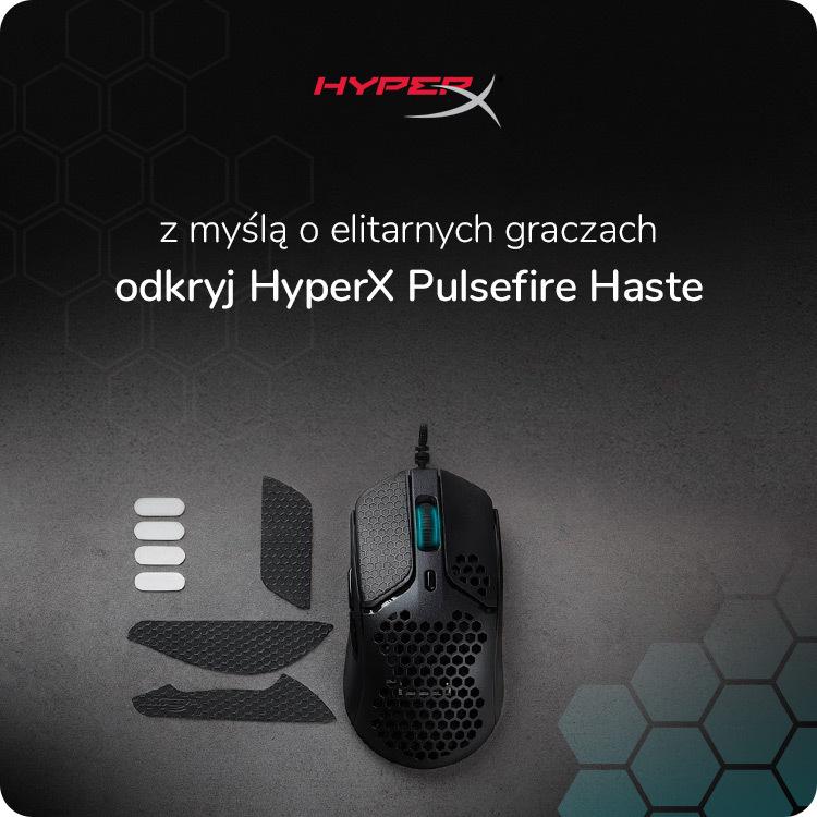 myszka HyperX Pulsefire Haste