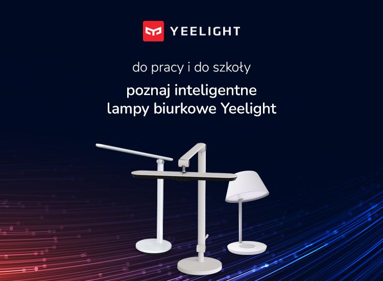 Lampy Yeelight obniżone ceny