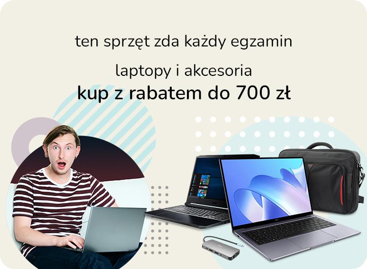 back to uniwersity promocja na laptopy w x-kom