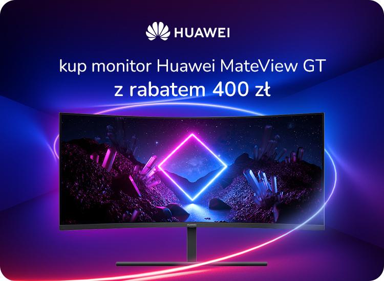 Huawei MateView GT Standard Edition promocja w x-kom
