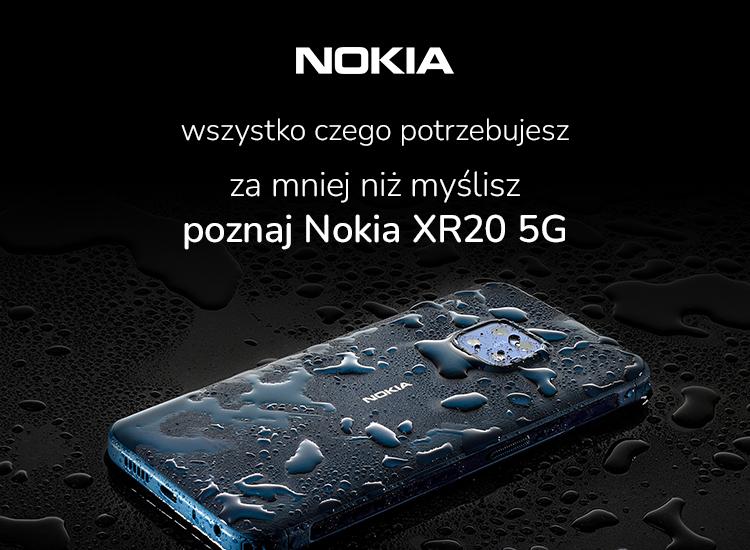 Sprzedaż Nokia XR20