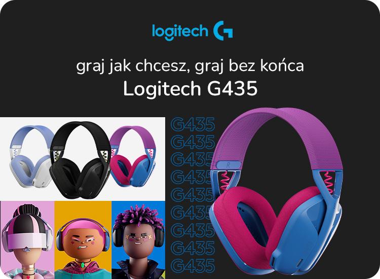 słuchawki Logitech w przedsprzedaży