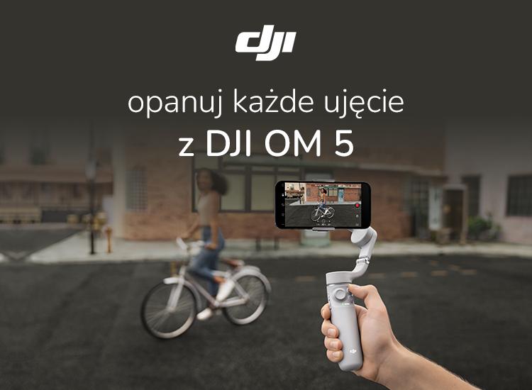 Premiera DJI OM 5