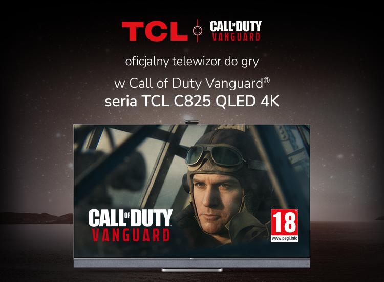 Promocja telewizory TLC Call of Duty