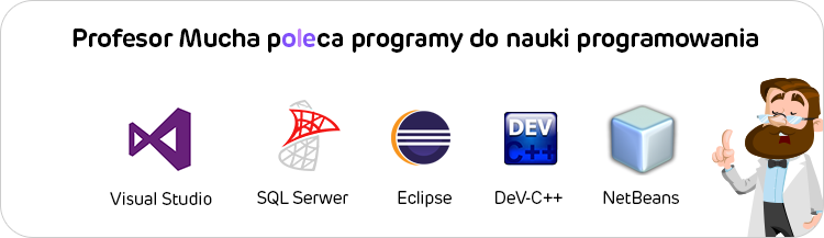 Polecane programy do programowania