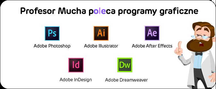Polecane programy graficzne