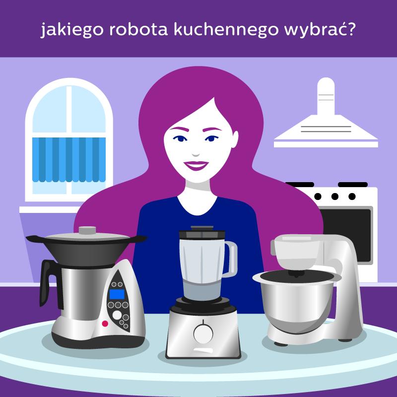 jakiego robota kuchennego wybrać?