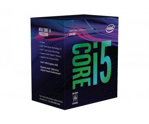 Procesor Intel Core i5-8500