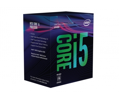 Procesor Intel Core i5-8600K