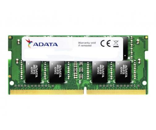 Pamięć RAM DDR4 SODIMM ADATA 4GB 2400MHz CL17 1.2V