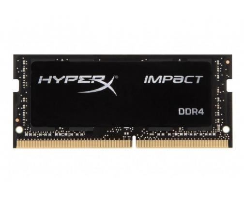 Pamięć RAM DDR4 SODIMM HyperX 16GB 2666MHz Impact Black CL15 1.2V