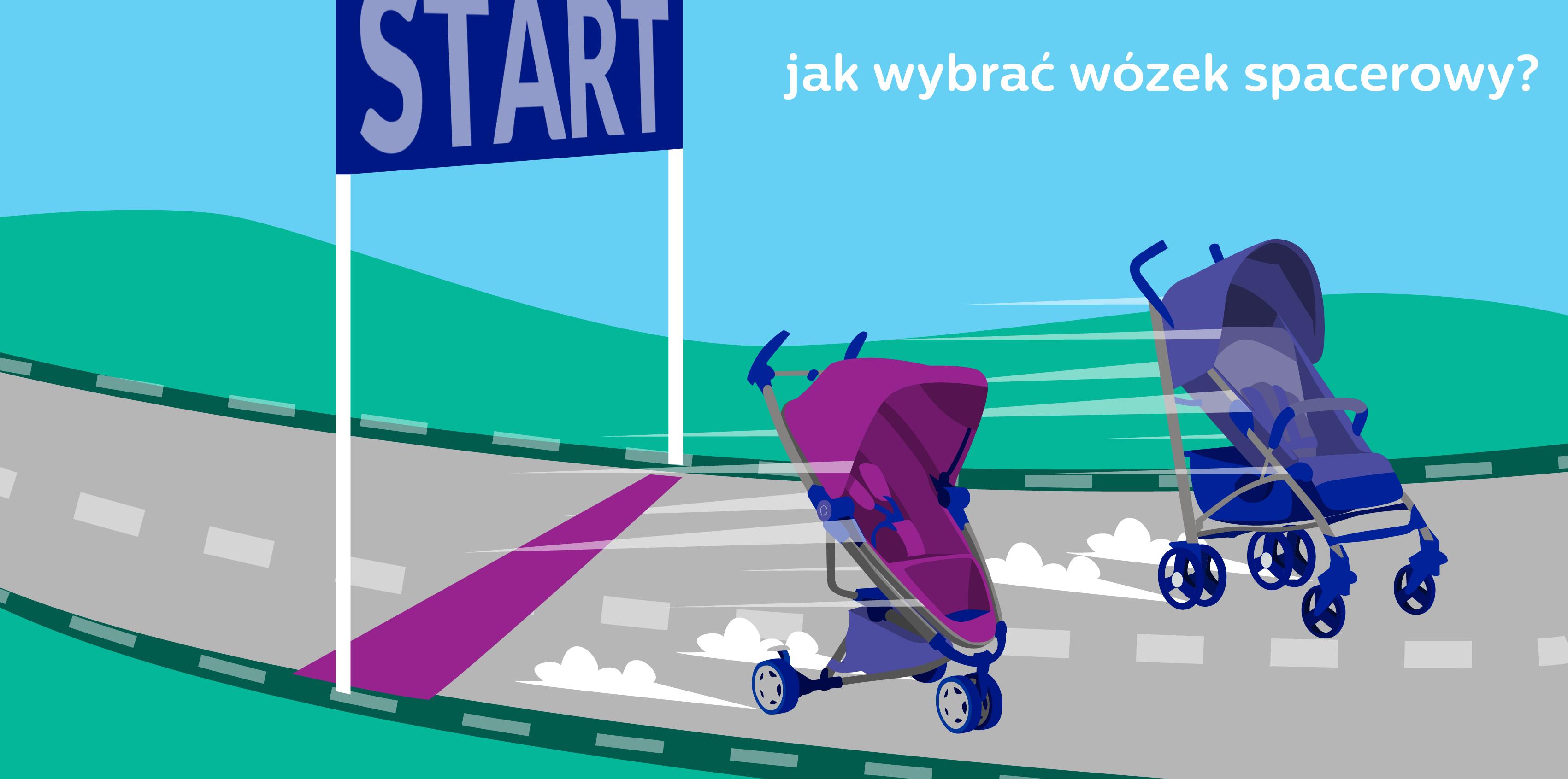 Jaki wózek spacerowy wybrać?