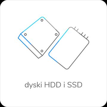 Jaki dysk wybrać - SSD czy HDD?