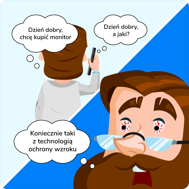 Technologie ochrony wzroku