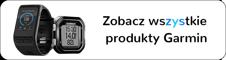 Wszystkie produkty ekosystemu Garmin Connect