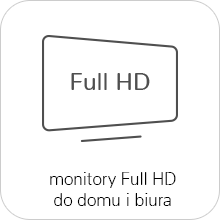monitory full hd do domu i biura