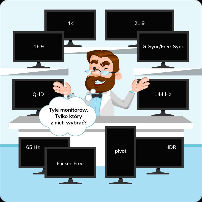 Jak wybrać monitor?