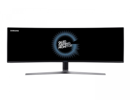 Samsung C49HG90DMUX Curved czarny Quantum Dot HDR