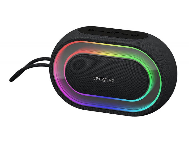 Creative Halo (czarny)
