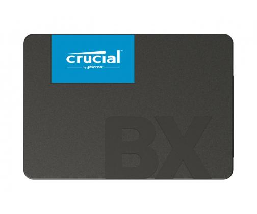 "Crucial 240 GB 2,5"" SATA SSD BX500"