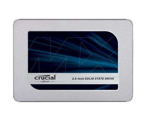 Crucial 500GB SATA SSD MX500