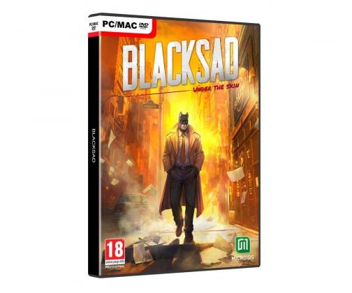 Blacksad okładka