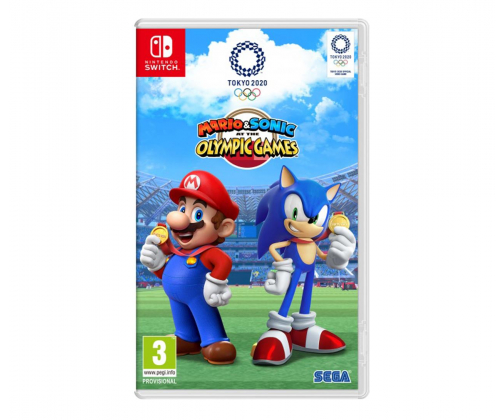 Mario & Sonic - Olympic Games