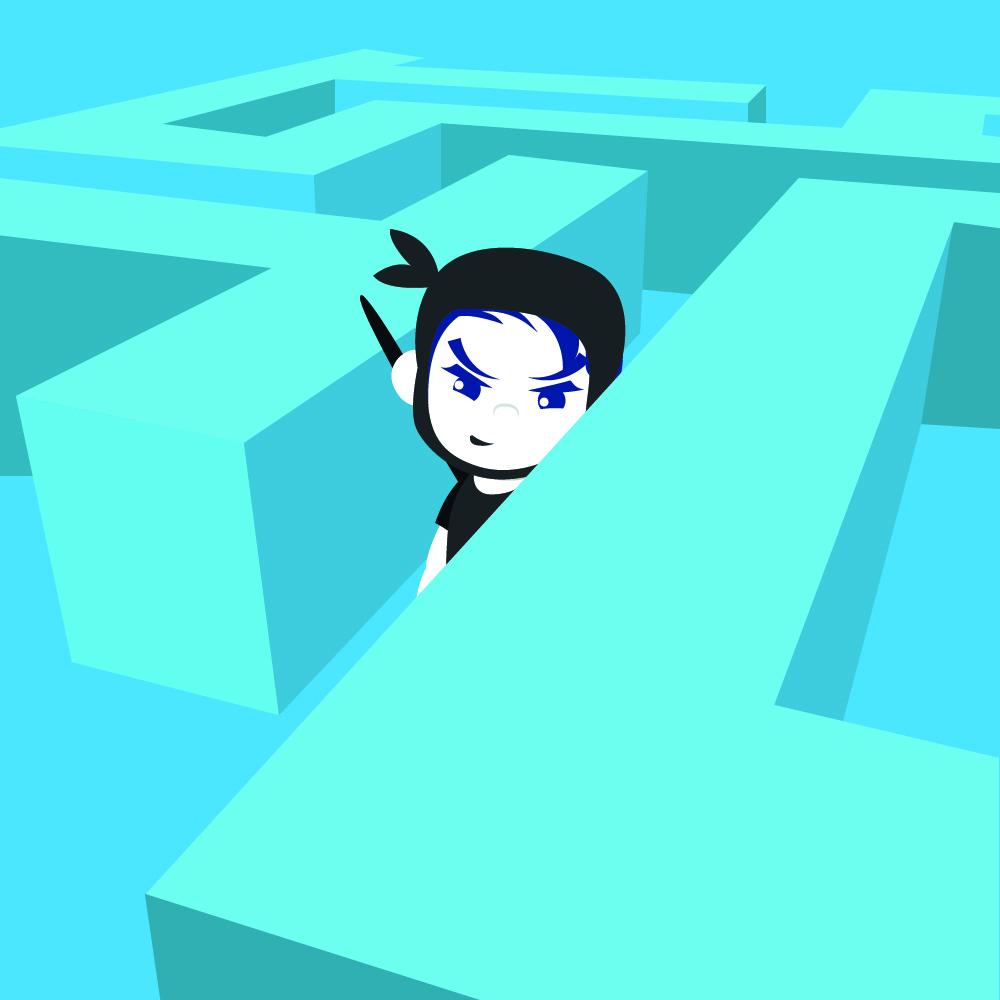 lego ninjago ninja w labiryncie