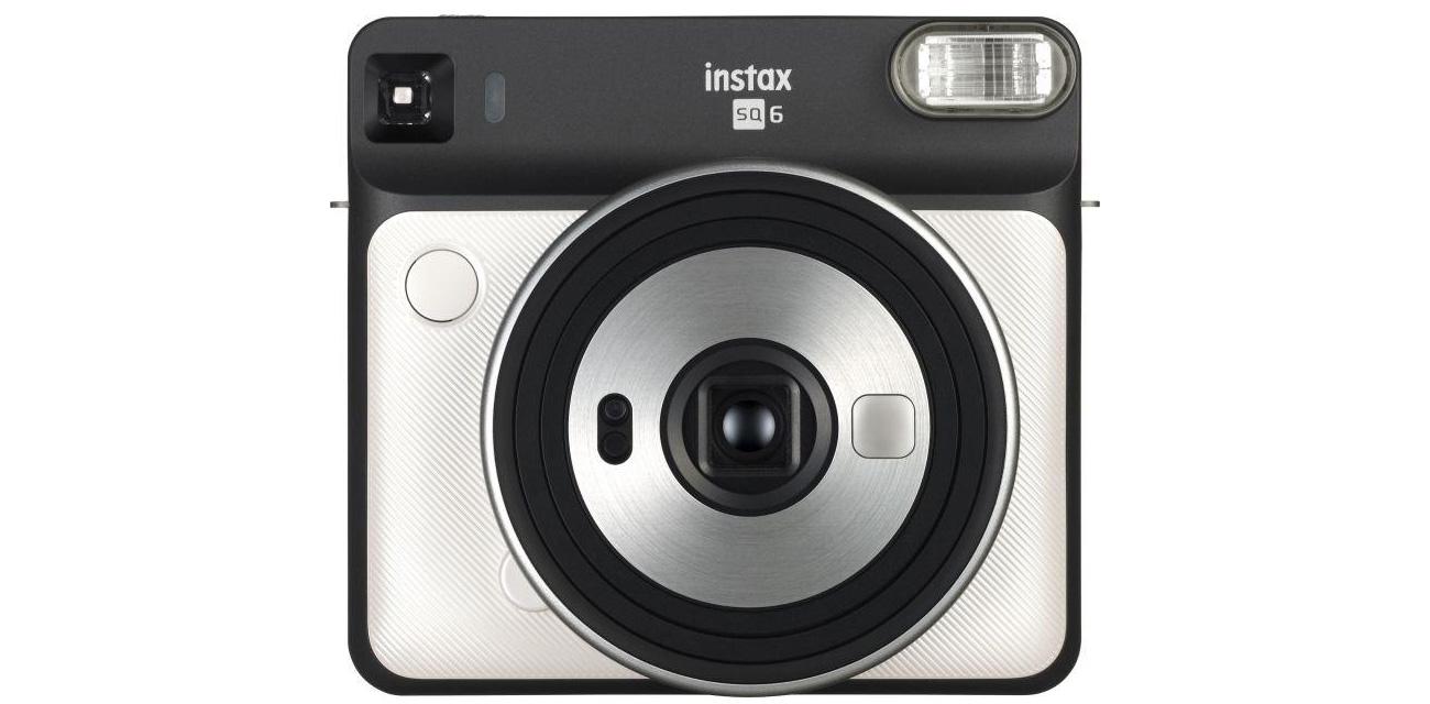 Fujifilm Instax SQ 6 czarno-biały