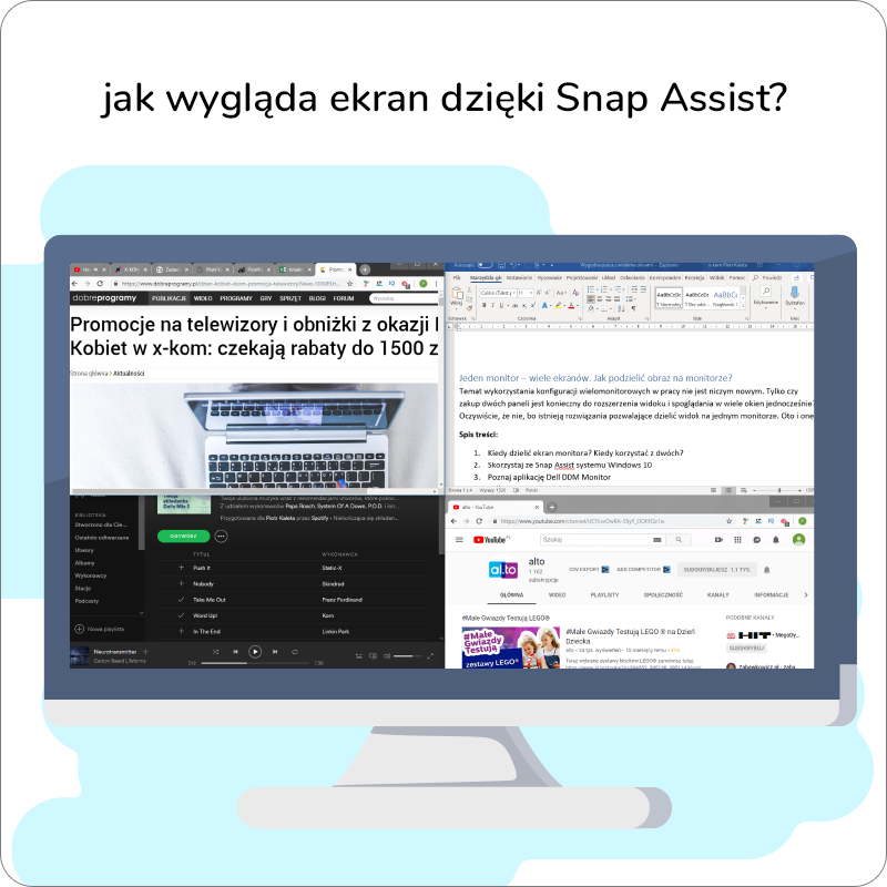 Windows Snap Assist