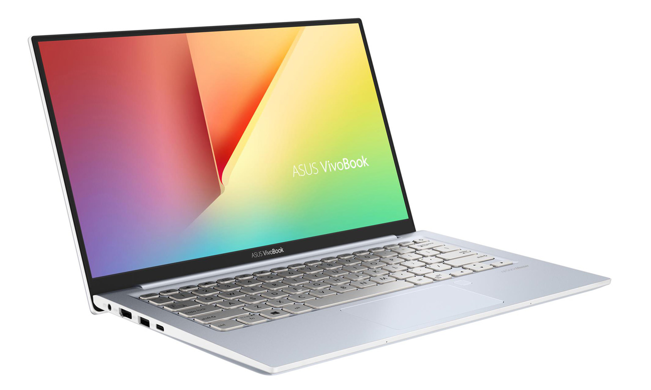 ASUS VivoBook S330FA i5-8265U/8GB/512/Win10 Silver