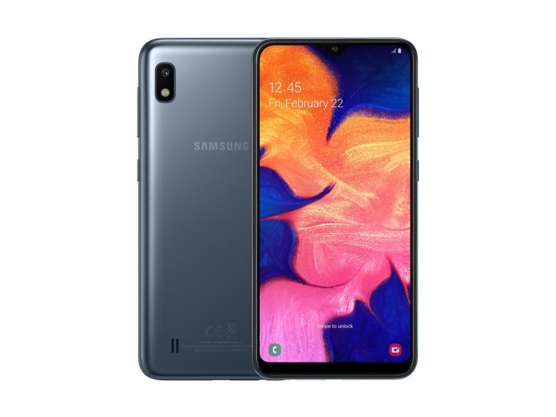 Samsung Galaxy A10 black